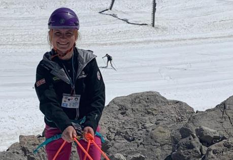 Bergnotfallkurs 2019 / Abseilübungen