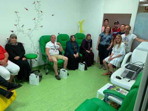 Teilnehmer der Diabetesschulung Mai 2019 in meiner Praxis